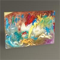 Tablo 360 Marc Chagall Vitryssland Tablo 45X30