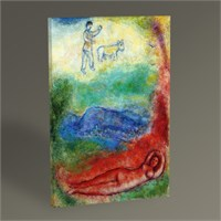 Tablo 360 Marc Chagall Rest Tablo 45X30