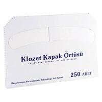 Rulopak Klozet Kapak Örtü Kağıdı 1 x 250'li Paket