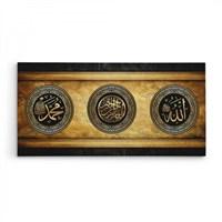 Tabloshop - Allah - Hz Muhammed - Besmele Tablosu