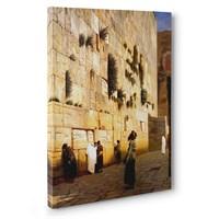 Tabloshop - Ağlama Duvarı Kudüs Tablosu