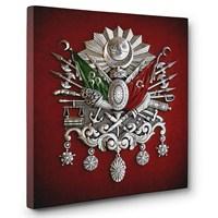 Tabloshop - Osmanlı Devlet Arması Tablosu