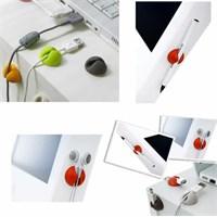 Multipurpose 6 Adet Cable Clips Kablo Sabitleyici
