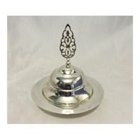 Jardinyer SETLİ SAHAN Gümüş 14 cm.