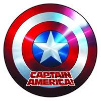 Monogram Captain America Buzdolabı Buzdolabı Magneti