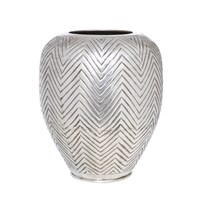 Yargıcı Gümüş Kaplama Dekoratif Obje ( 14 X 33 Cm)