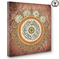 Artred Gallery İslami Kanvas Tablolar Serisi-16 60X60