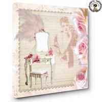 Artred Gallery Sweet Home Serisi Kanvas 4. Tablo60X60