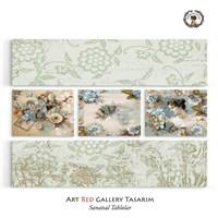 Artred Gallery Valentina Serisi 126X95Kanvas Tablo-15