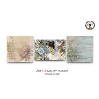 Artred Gallery Valentina Serisi Kanvas 50X165 Tablo-20