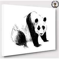 Artred Gallery 50X70 Panda Tablo
