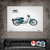 Artred Gallery 50X75 Film Afişleri Tablo - 09