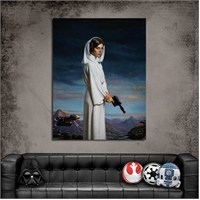Artred Gallery 50X75 Film Afişleri Tablo - 46