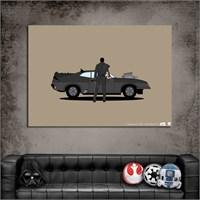 Artred Gallery 50X75 Film Afişleri Tablo -17