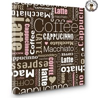 Artred Gallery 60X60 Coffee Tablo