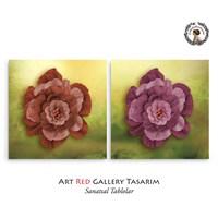 Artred Gallery Kağıt Objeler İki Parça 103X50Tablo-9