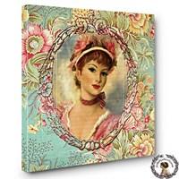 Artred Gallery Lady Serisi Canvas Tablo-160X60