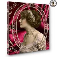 Artred Gallery Lady Serisi Canvas Tablo-1260X60