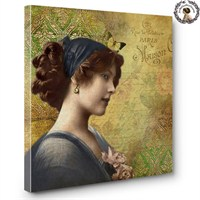Artred Gallery Lady Serisi Canvas Tablo-8 60X60