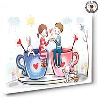 Artred Gallery Sevgililer Günü Tablo 50X70 - 11