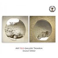 Artred Gallery Soyut İki Parça103x50Tablo-3