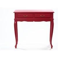 Woodenbend Vernay Mat Kırmızı