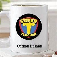 Öğretmenler Gününe Özel Kupa - Super Teacher