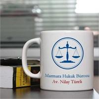 Hukuk Bürolarına Özel Kahve Kupası