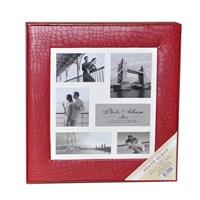 20 Sayfa Deri Yapıştırma Fotoğraf Albümü