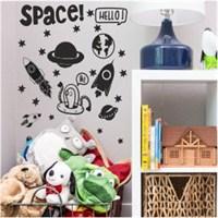 I Love My Wall Çocuk Odası (Kıds-102)Sticker(Baykuş Sticker Hediye!)