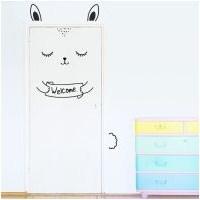 I Love My Wall Çocuk Odası (Kıds-112)Sticker(Baykuş Sticker Hediye!)