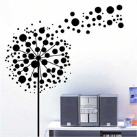 I Love My Wall Modern (Mdn-152)Sticker(Baykuş Sticker Hediye!)