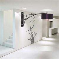 I Love My Wall Modern (Mdn-066)Sticker(Baykuş Sticker Hediye!)