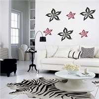 I Love My Wall Modern (Mdn-076)Sticker(Baykuş Sticker Hediye!)