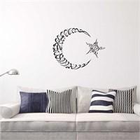 I Love My Wall Modern (Mdn-106)Sticker(Baykuş Sticker Hediye!)