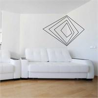 I Love My Wall Modern (Mdn-061)Sticker(Baykuş Sticker Hediye!)