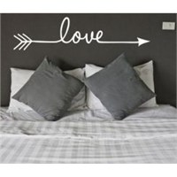 I Love My Wall Modern (Mdn-405)Sticker(Baykuş Sticker Hediye!)