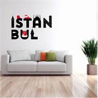 I Love My Wall Konuşan Duvarlar (Kd-314)Sticker(Baykuş Sticker Hediye!)