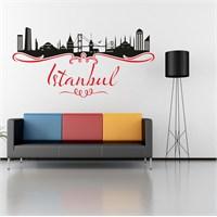 I Love My Wall Konuşan Duvarlar (Kd-315)Sticker(Baykuş Sticker Hediye!)
