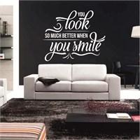 I Love My Wall Konuşan Duvarlar (Kd-123)Sticker(Baykuş Sticker Hediye!)