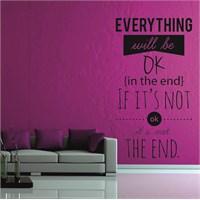 I Love My Wall Konuşan Duvarlar (Kd-128)Sticker(Baykuş Sticker Hediye!)