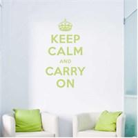 I Love My Wall Konuşan Duvarlar (Kd-026)Sticker(Baykuş Sticker Hediye!)