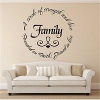 I Love My Wall Konuşan Duvarlar (Kd-131)Sticker(Baykuş Sticker Hediye!)