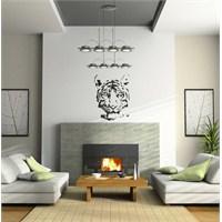 I Love My Wall Hayvanlar (H-041)Sticker(Baykuş Sticker Hediye!)
