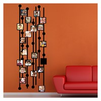Artikel Foto Blok Kadife Duvar Sticker Dp-818 ve Tuz boyama