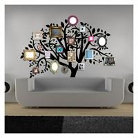 Lovely Family-5 Kadife Duvar Sticker 180X140 Cm