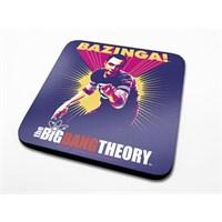 Pyramid International Bardak Altlığı - Big Bang Theory Bazinga Purple