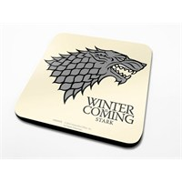 Pyramid International Bardak Altlığı - Game Of Thrones Stark