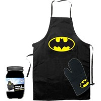 Sd Toys Batman Mutfak Önlüğü Ve Fırın Eldiveni