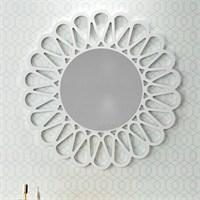 Eyibil Mobilya Sarmaşık Dekoratif Ayna 90X90 Cm